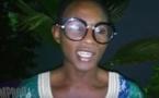 A mourir de rire :Ouzin Keita en mode robe
