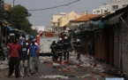 Kaolack: Les commerçants lancent un appel aux autorités suite à l'incendie du marché central