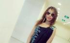 Appréciez la robe de Viviane Chidid