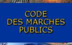 NOUVEAU CODE DES MARCHES PUBLICS : Députés, sénateurs et conseillers à l'école de la transparence