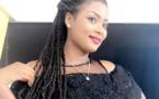 ( 05 Photos ) Merry Bey étale toute  sa classe dans une belle robe noire!!