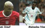 [VIDEOS] Mamadou Niang et El Hadj Diouf ouvrent le succès à leur club