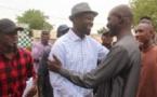 Vidéo- Louga : La chaleureuse rencontre entre Tounkara et Sonko
