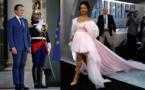 Macron va recevoir Rihanna à l'Élysée