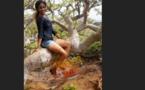 Vidéo: Sala de la série (Pod et Marchou) en vacance aux Îles de la Madeleine s'éclate grave avec...
