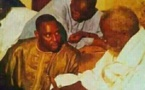 Photo archives: Macky Sall avec Serigne Saliou Mbacké