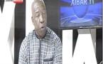 """Marche PDS: Abdoulaye WADE """"NITOU FITNEU LEU"""", dénonce Pape Amadou FALL (Directeur DE PUB LA GAZETTE)"""