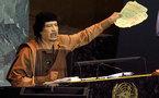 IL VOULAIT INSTALLER SA TENTE BEDOUINE DANS LES RUES DE NEW YORK : Kadhafi chassé de New Jersey, de Manhattan et de New York