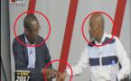 Vidéo: Pape Samba Mboup et Doudou Wade frôlent la bagarre en Direct… Regardez!!