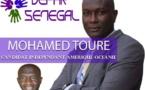 """Mohammed Touré, Défar Sénégal : """"le frère du ministre de l'Intérieur, Abdoulaye Daouda Diallo, est mon principal challenger pour le département Amérique Océanie"""""""