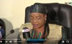 Fatima Doubou Dogo, chef de la mission d'observation dépêchée par l'Uemoa au Sénégal,se prononce sur le scrutin