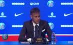 Neymar (PSG) : «Je veux quelque chose de plus grand»