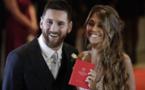 Peu de cadeaux:  Les invités au mariage de Messi ont été radins