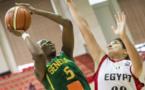 Afrobasket Féminin 2017: Le Sénégal s'impose devant l'Egypte 93 à 61
