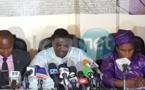 (Photos) Conférence de presse de la coalition Benno Bokk Yakar des Parcelles Assainies...