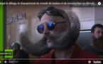 VIDEO-Malgré le déluge, le championnat du monde de barbes et de moustaches se déroule à Austin ( Etats-Unis)