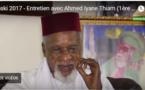 Tabaski 2017 : Entretien avec Mourchid Ahmed Iyane Thiam, président de la CONACOC