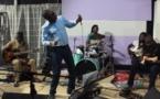 Vidéo: Youssou Ndour et le Super Etoile en pleine répétition pour la soirée du 9 septembre