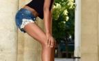 12 Photos: La belle et jeune mannequin Stephanie Diatta