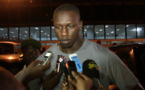 """Accueil des """"Lions"""" du basket: Gorgui Sy Dieng demeure un patriote...écoutez son message'"""