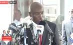 DIRECT- Suivez la cérémonie de passation de Service en direct du ministère de l'Intérieur