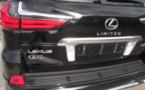 Présentation du Lexus LX 570 par l'entreprise Expert Auto