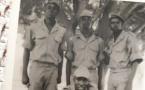 Photos : Diombass Diaw et son ami de toujours, Aly Ngouille Ndiaye à Bango en 1983, une photo collector