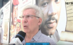 Alain Verschatse:Vice-président de l'association des familles de victimes du naufrage du Joola