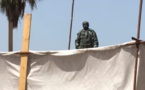 Saint-Louis-Déboulonnée par un orage : La statue de Faidherbe remise à sa place