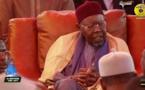 La première déclaration du défunt Khalife Général des Tidianes, Serigne Abdoul Aziz Sy Al Amine