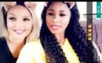 Vidéo: Marichou et Eva de la série(Pod et Marichou), s'éclatent sur Snapchat... Regardez!!