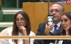Pendant que le président de l'Azerbaïdjan parle génocide à l'ONU, sa fille prend des selfies