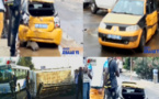 Vidéo : Accidents mortels sur la route de l'aéroport et à Pout... deux taximen perdent la vie…Regardez
