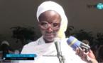 Levée du corps d'Abdoulaye Bamba Seck : Coumba Gawlo Seck témoigne et fond en larmes devant l'assistance