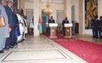 20 Photos: Le Président Macky Sall reçoit son homologue burkinabé, Roch Marc Christan Kaboré