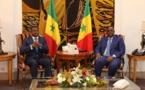 Le président de la République Macky Sall a accueilli son homologue de la République togolaise, SEM Faure Gnassingbé à l'aéroport Léopold Sédar Senghor de Dakar