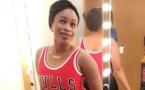 9 photos : Aïda Samb, mode Chicago Bulls, à Hong Kong