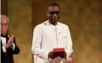 People : Youssou Ndour a reçu son prix Praemium Imperiale au Japon