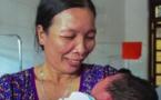 Elle met au monde un bébé de 7 Kilos
