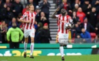 Premier League: Stoke City 1-2 Bournemouth. Regardez le but de Mame Birame Diouf