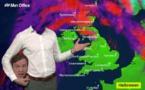 Décapité, un Britannique présente la météo