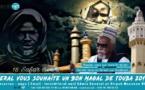 Vidéo – Serigne Abdoulaye Diop Bichri: L'origine et le vrai sens du Magal...Regardez!!!