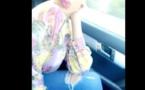 Vidéo: Zeyna Ndour la fille de Viviane Chidid Sexy enflamme les réseaux sociaux avec ces vidéos... Regardez!!