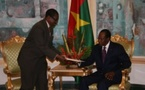 Présidence de la commission de la CEDEAO: Le Sénégal demande le soutien du Burkina