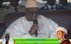 Le président de la République, Macky Sall accueilli comme un fils à Leona Niassene
