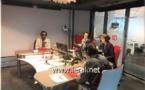Vidéo-photos: Youssou Ndour dans les coulisses de la Rfi