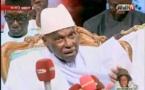 """Vidéo – Abdoulaye Wade : """"Certains descendants des guides religieux se sont plus intéressés à l'argent qu'à…"""""""