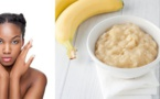 La banane: Un fruit qui a tout bon pour la peau