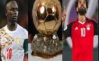 Ballon d'or africain: Sadio Mané à Salah « que le meilleur gagne »