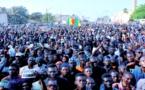 Rassemblement pour dénoncer l'esclavage en Libye en direct Place de la Nation